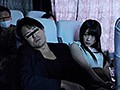 Cuckolding On The Night Bus - A Girl In A Long Distance Relationship And A Horny Asshole In A Disgusting Infidelity Creampie Video - Riona Minami preview-1