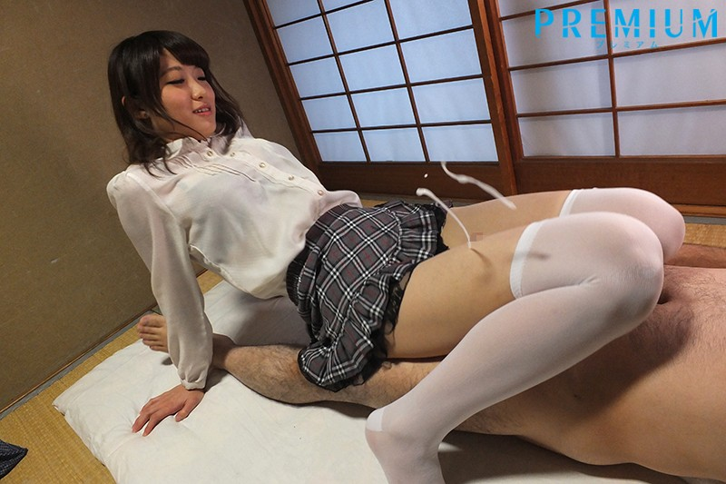 PRED-137 Wearing Knee High Socks, My Slutty Old Sister Makes