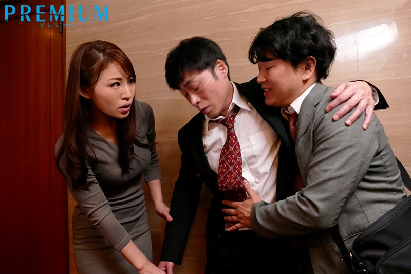 [PRED-182] My Boss With Colossal Tits Turns Out To Be An Old Classmate - Touka Rinne