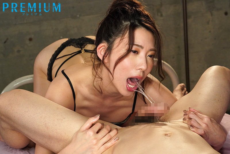 PRED-206 No Matter How Much You Cum, I'm Not Going To Stop, Okay? A Super Slut Attack An Ejaculation/Blowjob/Man-Squirting Full Course Special Aika Yamagishi