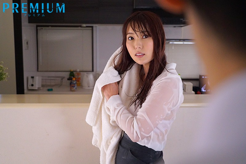 PRED-220 A Secret Just Between Us – When The Typhoon Hit, I Stayed At My Teacher's House And Had Creampie Sex With Her Again And Again… – Yui Hatano