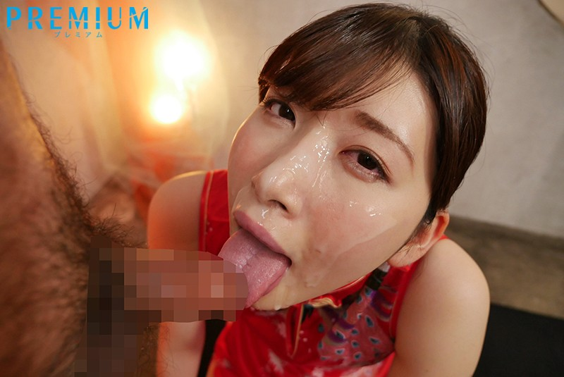 PRED-258 A Former Local TV Announcer Is Opening Wide! A Rude And Crude Cock-Swallowing Blowjob Kano Kashii