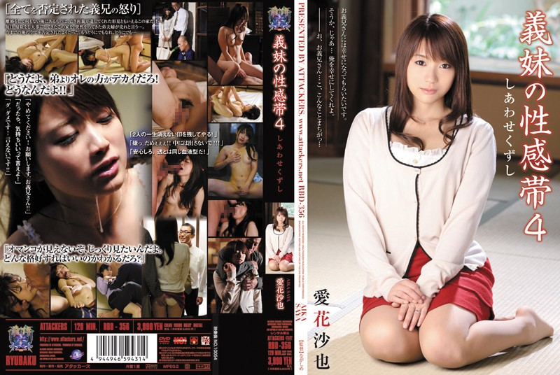 RBD-356 Sister-in-law's Erogenous Zone 4, Downfall From Happiness, Saya Aika .