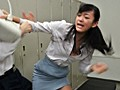 Rape on Hidden Camera: Beautiful Receptionist's Despair - Sho Nishino preview-3