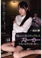[RBD-545] Beautiful Waitress Target Stalker The Consequences of a Crazed Fantasy Love... Misaki Honda