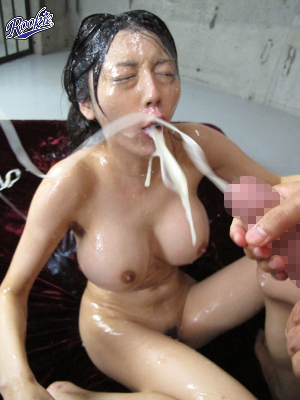 cumshot facial Worlds biggest