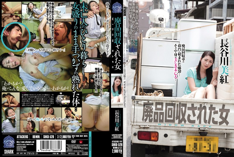 SHKD-528 Girl Picked Up In The Trash Miku Hasegawa