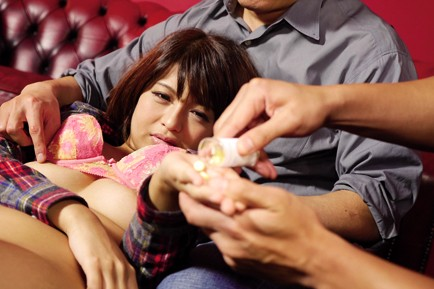 SMA-817 - Awakening The Body Young Wife Of Pocha River Busty Is Too Sensitive In Women For By Gras, Drown In Sex Out Of Place May Not In Squirting Roll Up! Yu Sakuragi - Marukusu Kyoudai big image 3