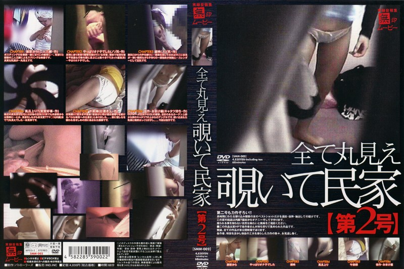 SMM-002 All POV Voyeur Private House [Issue No.2]