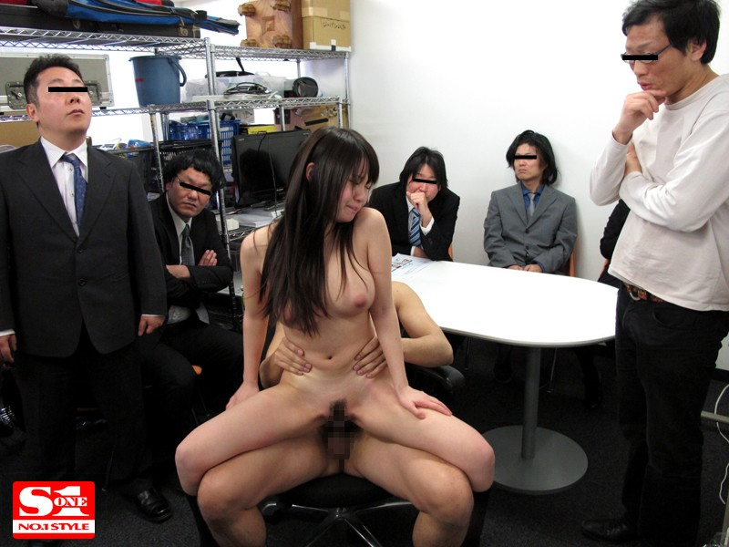SNIS-195 We Film At Your Workplace. Aika Yumeno
