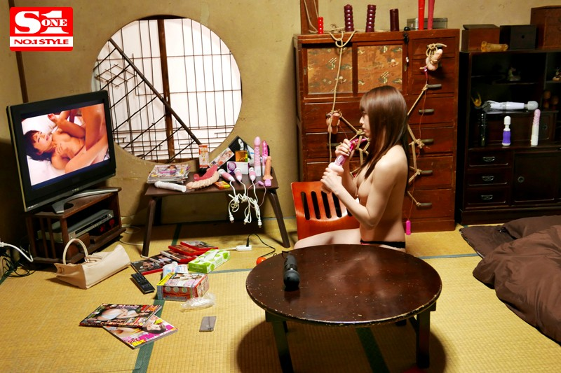 SNIS-683 What Happens If You Put A Chastity Belt On A Girl And Confine Her To An Abstinence Room Until She Starts To Show Symptoms Of Withdrawal... Documenting The SEX That Made Akiho Yoshizawa Go Wilder Than Ever Before
