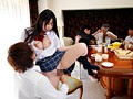 A Father And Nine Brothers: This Household Full Of Men Has Great Genetics! And The Lovable Little Sister Who Looks After Them All Fucks All Day Long Aika Yumeno preview-1