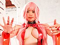 A Super Golden Muscular Body Cosplayer She'll Stay In Costume While You Ejaculate 5 Transformation Sex Scenes Makoto Shiraishi preview-2