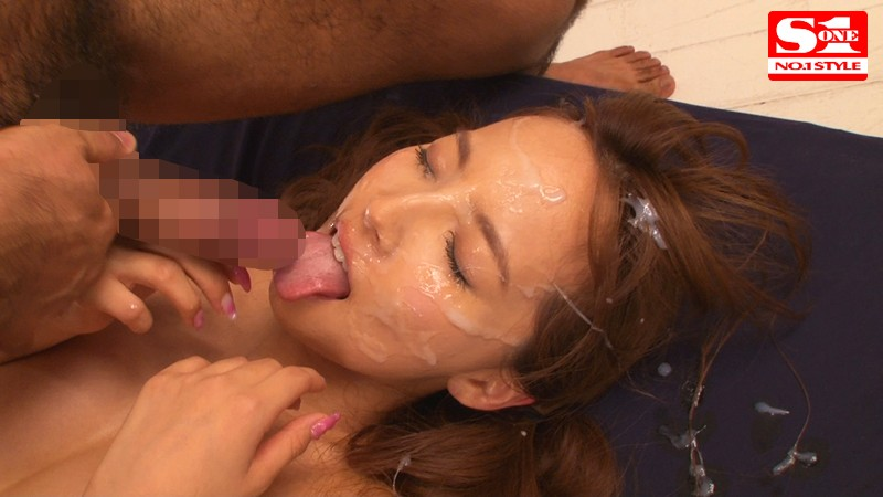 [SNIS-825] A Massive Dream Cum Face Shot On A Nationally Beloved Idol Yua Mikami