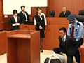 Violated Lady Lawyer - Courtroom of Shame ( Akiho Yoshizawa ) preview-1