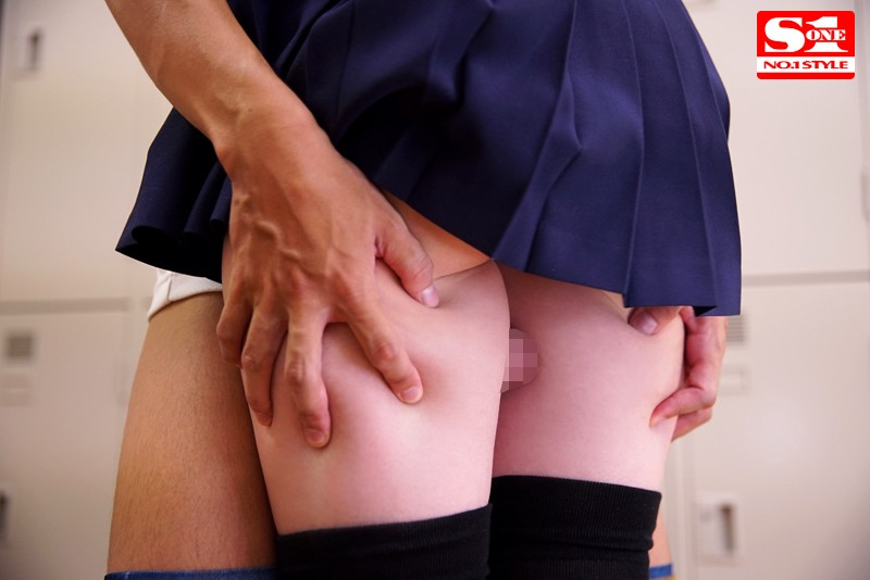 [SSNI-036] The Alluring Total Domain Schoolgirl Enjoy Miniskirt, Knee-High Socks, And Flashes Of Bare Legs Arina Hashimoto