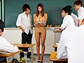 I'm A Newbie Teacher, But Maybe Since I Have Big Tits, My Adolescent Students Are Always Toying With Me And I'm Being Forced To Teach My Class Buck Naked Nana Fukada preview-2