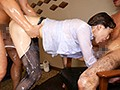Akiho Yoshizawa Is Getting Defiled And Fucked In A Full Body Cum Facial Lotion Lathered Massive Bukkake Rape preview-6
