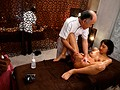 Her Sensuality Is Blossoming So Hard That Her Ribs Are Twitching And Throbbing She's Arching Her Back In Ecstasy In Spasming Back Breaking Massage Ecstasy Ann Tsujimoto preview-1