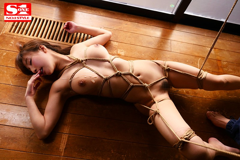 [SSNI-276] This Big Tits College Girl Was Totally Tied Up In S&M Bondage And Raped Shunka Ayami