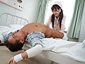 The Sexy And Kind New Nurse Takes Control And Fucks A Patient Who Is Unable To Move. Arina Hashimoto preview-2
