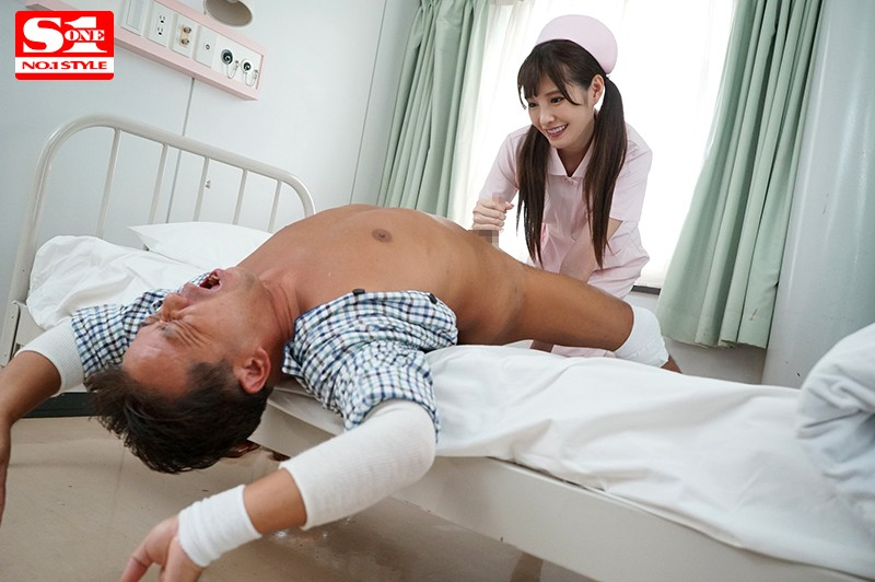 The Sexy And Kind New Nurse Takes Control And Fucks A-3651