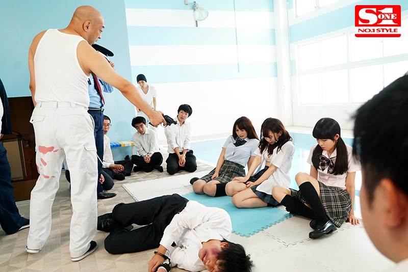 [SSNI-373] The Brutal Gang Rape Of A Female Student ~An Honor Student Is Targeted By Intruders And Used As A Sex Slave~ Yura Kano