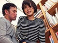 Siren Silent Molesters In The Library: Young Wives Violated In Public Tsukasa Aoi preview-4