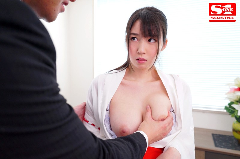 SSNI-412 I Want You To Flash Your Panties At Me While Looking