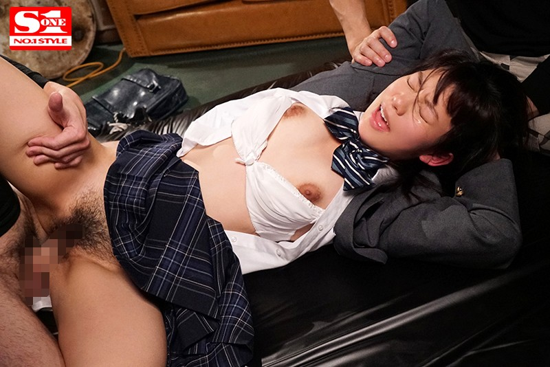 [SSNI-460] Her Looks Of Hatred And Sensitive Body Are Too Much To Handle So I Relentlessly Pound This Uniformed School Girl From All Directions Mei Hata