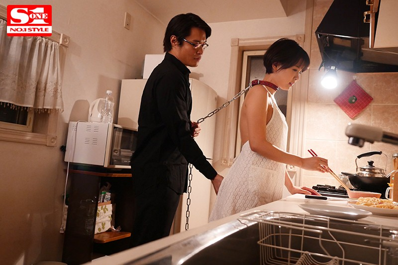 [SSNI-474] (English sub) A Beautiful Wife Whose Husband Married Her So He Could Fuck Her On A Daily Basis. The Story Of D******e That Begins On Their Wedding Night. Tsukasa Aoi