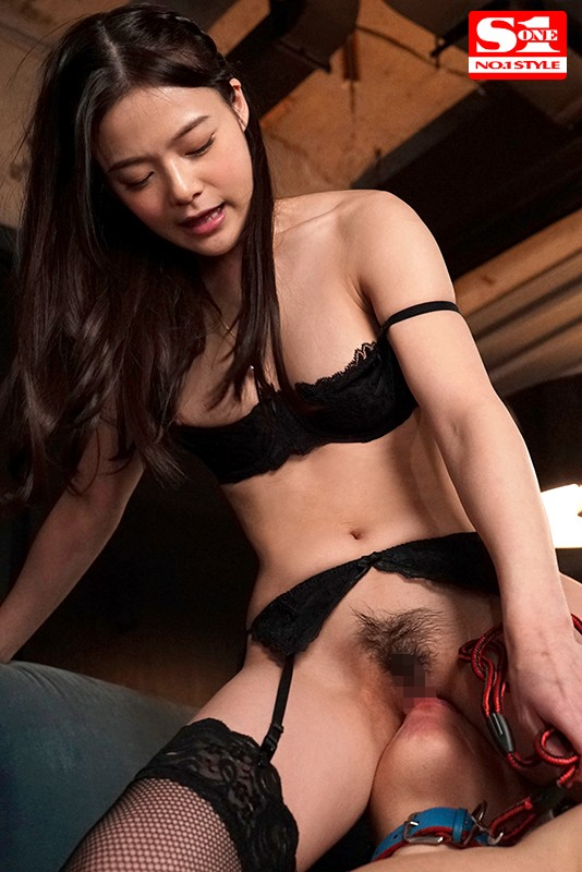 [SSNI-477] A Perverted Young Lady Riding You At High Speed. Nene Yoshitaka