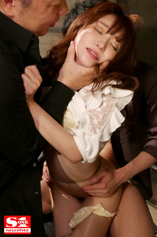 SSNI-578 She Was F***ed To Fuck, And Now Her Twitching And Trembling Pussy Was A*****ted Again In A Penetrating And Brutal Piston-Pumping Pussy Pounding! Follow-Up Fucking Moe Amatsuka