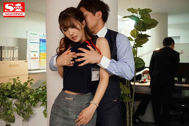 [SSNI-865] Big Tits Office Lady And Cherry Boy Boss' Weekly Escalations Into Weekend Sexy Overtime Work. Yua Mikami