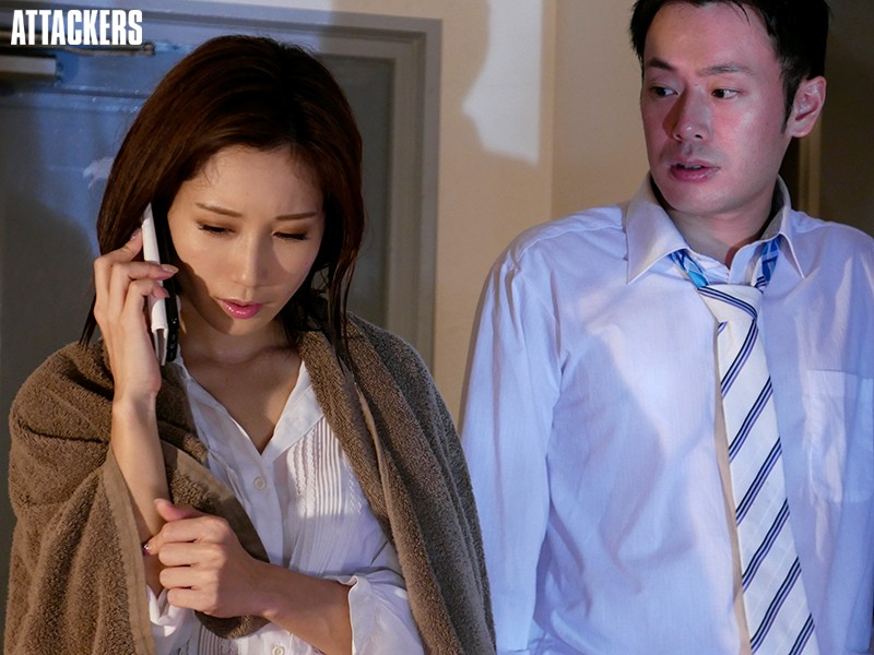 SSPD-154 Holiday Staying Out Of The Rain Cuckold, Fucking Hot Female Boss Until Morning On The Night Of A Typhoon Minami Kojima