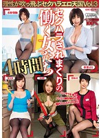 Senseless Sexual Harassment Paradise Vol. 3 - 4 Hours Of Working Girls Getting Sexually Harassed - Download
