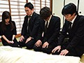 A True Stories Re-Enactment NTR Drama If I Were To Die... A Cuckold Fuck With My Widow At The Funeral I'm Sure My Wife Would Be Very Sad, And So Would My Friends... Sara Yurikawa preview-10