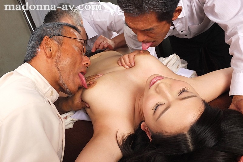 URE-047 A Madonna First!! Corrupted Married Woman Missionary