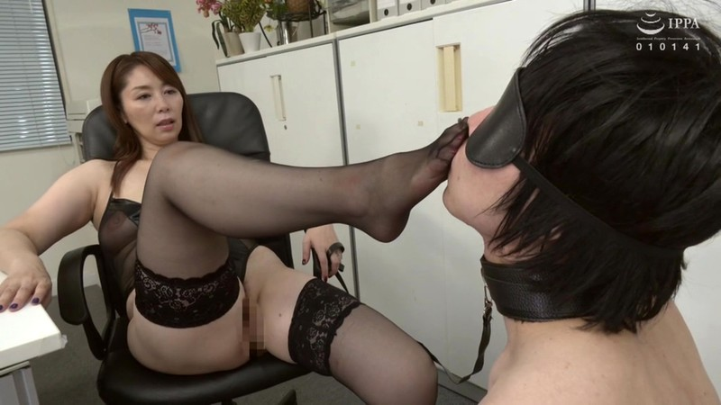[VEMA-142] Wife Working At Matriarchal Company Enlists The Help Of Her Super Strong Dominating Slutty Boss To Wake Her Weak Submissive Husband Up Chisato Shoda