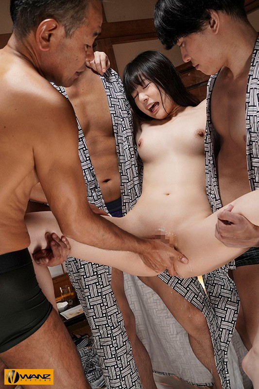 WAAA-028 My Girlfriend Went On A Company Trip And They Played Dirty Party Games And She Ended Up Being Fucked All Night Long By All Her Coworkers – Tsubomi