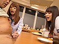 Playing With Two - A Creampie Threesome with Compensated Schoolgirls Rio Ogawa Yura Kokona preview-6