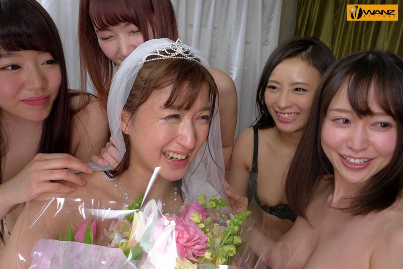 [WANZ-769] Ichika Kamihata , Congratulations On Your Wedding, And We're Sorry To See You Retire