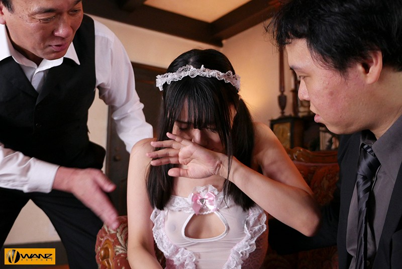 [WANZ-812] Rich Girl Forced To Become A Maid Sobs As She Chokes On Cock, Tsubomi