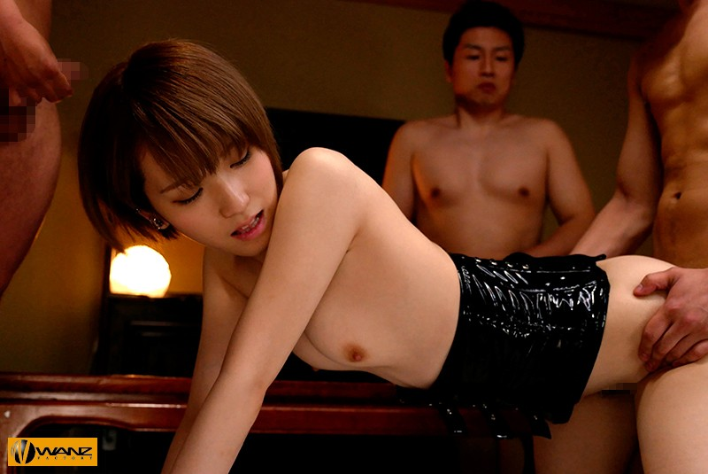[WANZ-881] The Queen Is A Sadistic Little Sister She Takes Care Of Her Lust In A Family Filled With Maso Men Because She's A Filthy Pervert Sora Shiina
