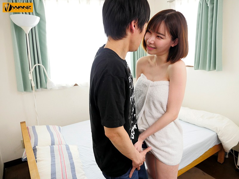 WANZ-882 You're… Her Sister?! My Girlfriend's Big Sister Can't Get Enough Of My Creampie After I Accidentally Fucked Her From Behind. Eimi Fukada