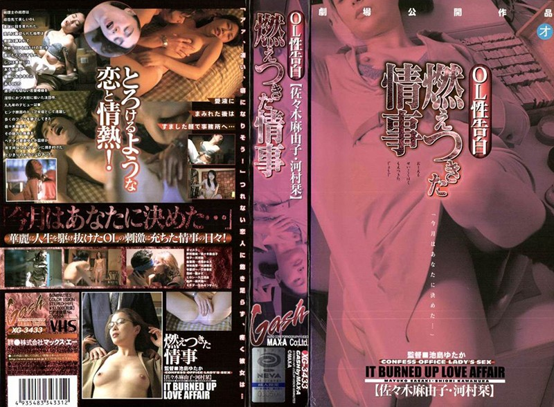 (xg03433)[XG-3433] Burned Out Love Affair Download