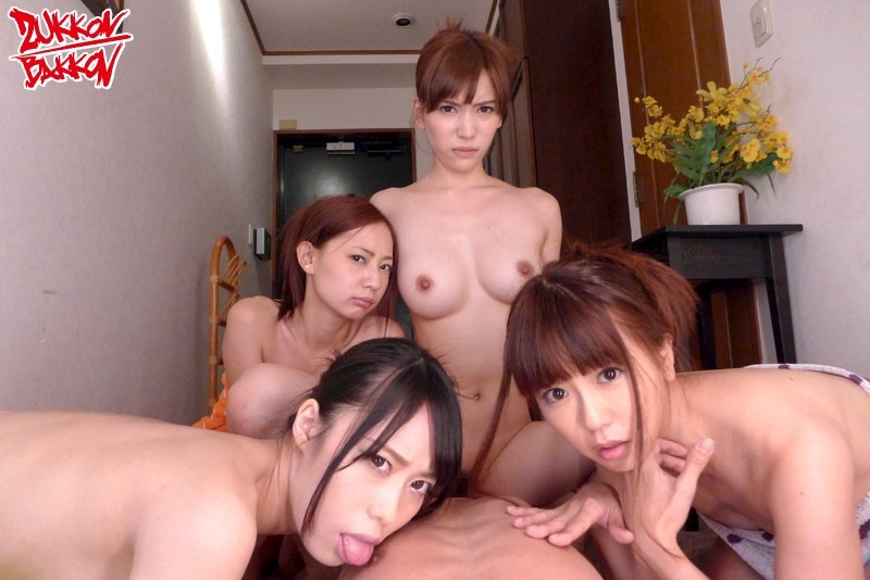 ZUKO-065 Resentful Babymaking With My Four Daughters