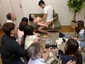 Creampie Orgy With The Married Woman Next Door 2 preview-13