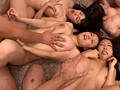 Creampie Orgy With The Married Woman Next Door 2 preview-18