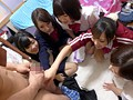Everybody In A Schoolgirl Dorm Takes Part In A Creampie Orgy preview-2
